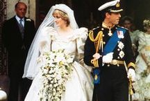 Royal Weddings / Weddings of various royalty throughout the years. #royalty #weddings