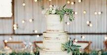 WEDDING CAKE / FOOD / Du suchst die richtige Inspiration für deine Hochzeitstorte? Hier wirst du garantiert fündig!