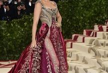 Met Gala / See red carpet looks from the Met Gala. #redcarpet #MetGala #themes