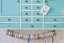 Sewing, crocheting & knitting inspirations