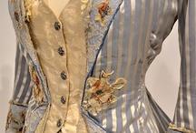 """Ceux du mercure - inspiration costumes / Sources d'inspiration pour les costumes des personnages du mon roman steampunk """"Ceux du mercure"""""""