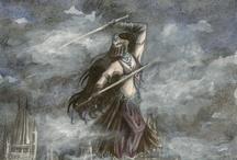 Les brumes de Neïbula - Illustrations