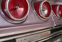 AUTO - IMPALA'S / by Patrick's Pins
