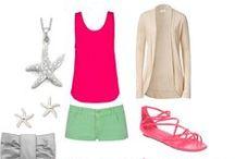 Summer Clothes & Sandals