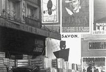 Paryż na starych fotografiach