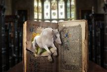 Books - with Animal / Reading with Animal