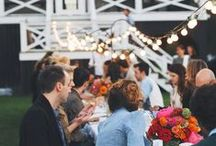 events / Things for parties and ideas //