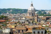 Cities in Italy - Rome, Lazio Region / Photographs of the eternal city - Rome.