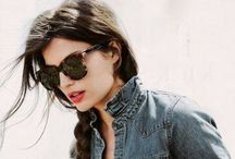 Denims And Slouchy Outfits / by Manoj