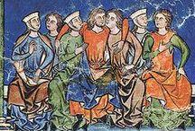 Abbigliamento XIII secolo