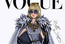 Fashion / Disegni moda amatoriali