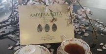 amygdalota molaoi monemvasia / Almond Sweets by Deligiannis bros from Molaoi Monemvasia, Laconia - Greece