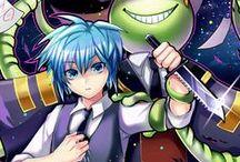 Assassination classroom 》 / ❤Assassination Classroom❤ ☛89e☚  Ansatsu Kyōshitsu Manga de Yūsei Matsui Aussi présent dans :    ☞ Les meilleures BD Shonen