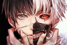 Tokyo Ghoul 》 / ❤Tokyo Ghoul❤ ☛34e☚  Manga de Sui Ishida. Aussi présent dans :   ☞ Les meilleures BD éditées par Glénat   ☞ Les meilleures BD des années 2010