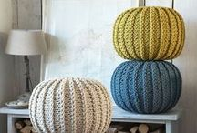 Sweet And Stylish Knit & Crochet / These are all just fabulous ideas - don't you fancy knitting a few?