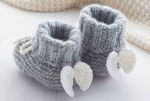 Knitted and Crocheted Gifts