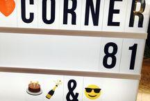 Corner 81 / New 81Events adventure