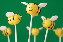 CAKE POPS / Cute cake pops / lollipops / by eDonnabelle