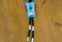Vintage Turquoise Native Indian Jewelry For Men