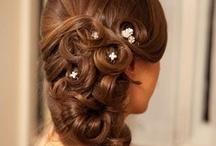 Bridal Hair Lookbook / Look book for wedding styles