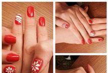 Nails Art  / Cele mai frumoase unghii, cu ajutorul echipei coordonate de Catalina Stoica.
