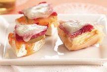 Lorraine Swiss Appetizers / by Lorraine Cheese