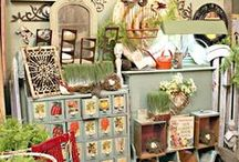 Shop display ideas / by Sarah Little