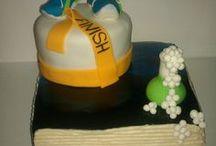 Birthday cakes takis