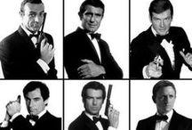 LiKeS - 007  Bond, James Bond / by Judy Cassmeyer