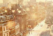 Inspirational Cities