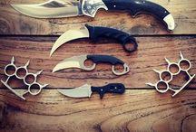 Weapons / Razors , knives , Pocket knives , Tools , Survival