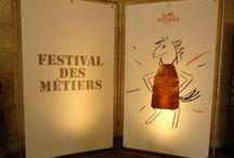 Hermès Festival des Métiers / work of Hermès artisans
