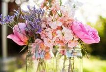 Spring wedding ideas / Ideas and inspiration for creating your perfect spring wedding.
