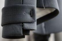 fashion ディティール / 襟、袖などの気に入ったディティール集