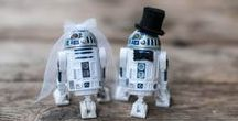 Sci-fi wedding inspiration / Want to create a sci-fi themed wedding? Then this board is all for you. Loads of ideas and inspiration to embrace your inner star wars, doctor who, marvel .........may the force be with you!