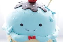 Kid's Cake Inspirations