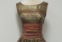 Vintage Cocktail Dresses / by Marlene D'Onofrio-Glass