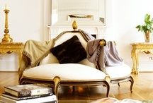 inspiration | the perfect setting / Perfect interiors, especially for LUMAS works ;)