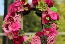 Wreaths / Wreath ideas