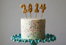 New Year's Eve Cake Inspirations