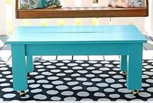 DIY Furniture Projects / DIY Furniture Projects / by Sparkles of Sunshine Blog