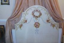 Painted Decorative Furnitures / A lot beautiful painted furnitures to decorate our houses / by ELEFTERIA HATZI