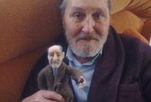 mini dolls / miniature dolls and how to make them