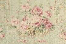 wallpaper etc / wall coverings I find interesting or pretty