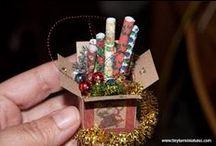 mini Christmas / Christmas in miniature