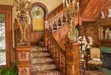 mini entry hall / miniature entry and full sized inspiration
