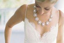 Little White Wedding Dress / Small wedding and elopement dresses