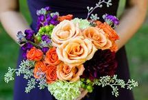 Wedding flowers / Perfect, pretty bouquets for that special small wedding or elopement #sanluisobispowedding