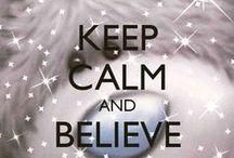 Keep Calm.... / Vooral kalm blijven