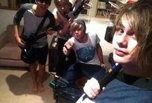 5 seconds of summer / Hot funny perfect my idols and inspiration  / by Kathleen (the Outcast)